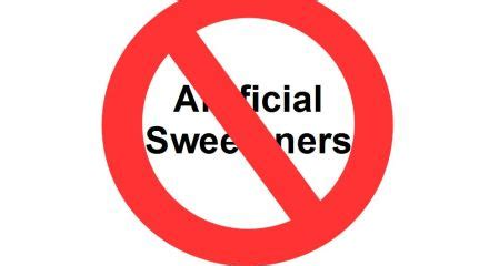 Artificial Sweeteners Increase Diabetes: Research Summary